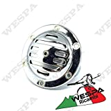 Claxon 6 V cromado Vespa 50 Special R L N 125 ET3 Primavera