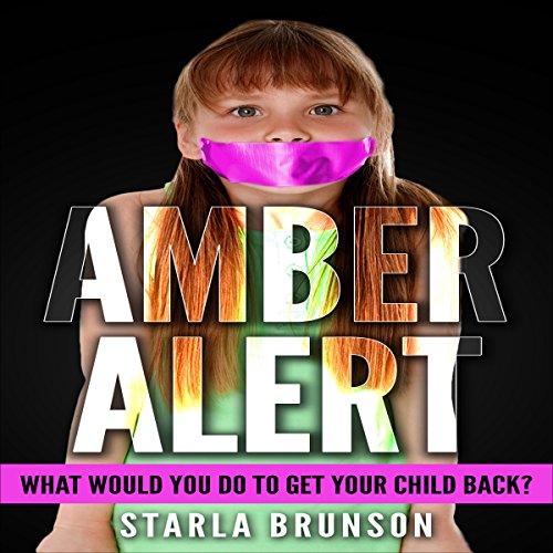 Amber Alert audiobook cover art