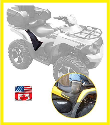 CSC STRONG ATV Passenger Footrests (2 Pc Foldable) Wear Resistant & Original Local Brand Since 2012. Quality That Lasts!