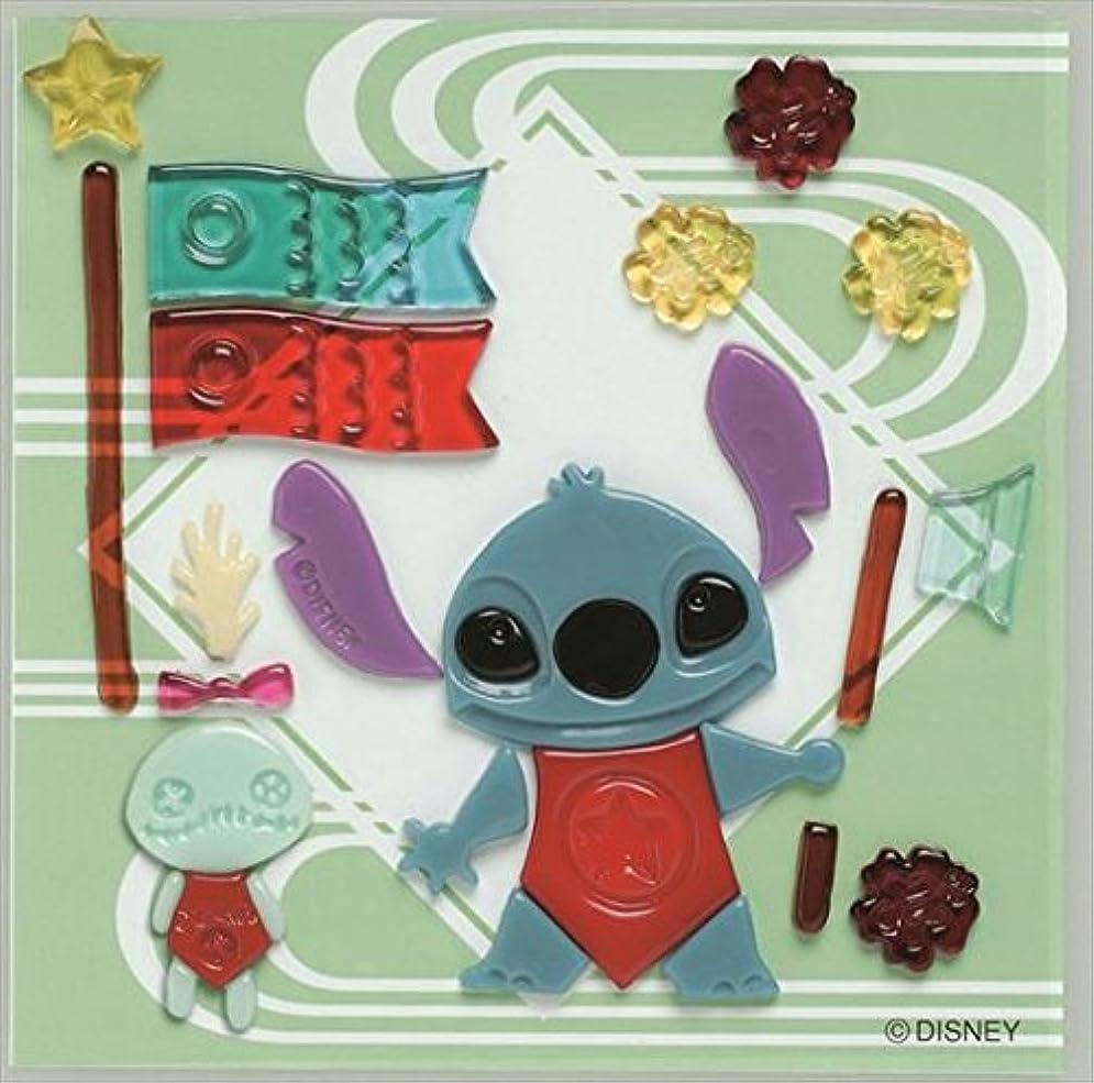 外出速記振るディズニー( Disney ) ジェルジェムディズニーバッグS 「 キンタロウスティッチ 」 E1050027