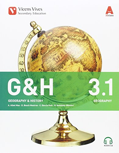 G&H 3. Geography & History. Book 1, 2 Geography an 2 CD's (3Dclass)