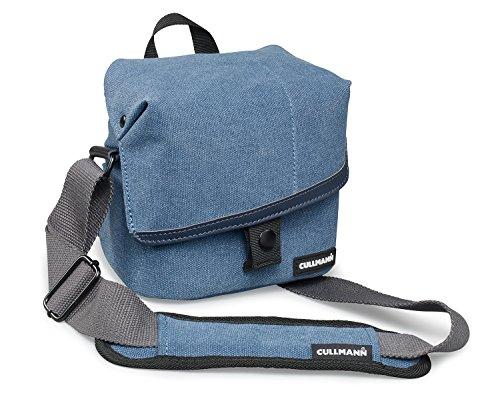 Bolsa de la cámara Cullmann 98186 Kit de Lentes CSC/estándar Azul