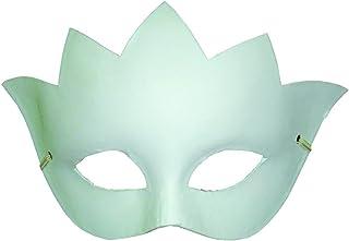 Artemio Masque Venise Couronne en plâtre à Décorer