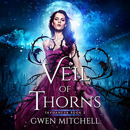 Veil of Thorns: A Zyne Witch Urban Fantasy cover art