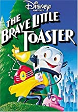 The Brave Little Toaster by Walt Disney Home Entertainment by Jerry Rees