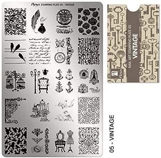 MOYRA Stamping plate 05