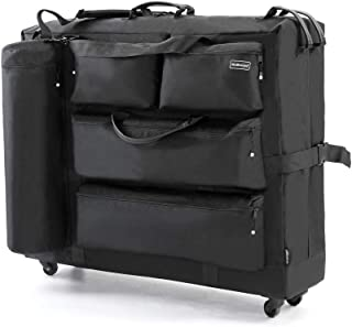 DR.LOMILOMI Universal Massage Table Carry Case Bag with Wheels