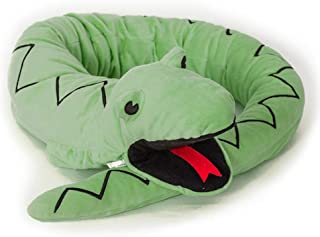 Large Hand Puppet Snake Stuffed Animals Plush Toy 59