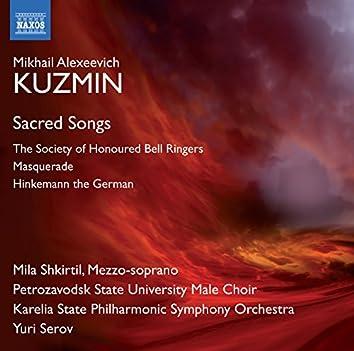 Kuzmin: Sacred Songs & Incidental Music