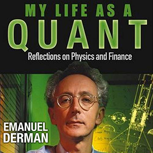 My Life as a Quant cover art