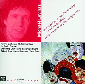 M. Levinas - Concerto No.2 Pour Un Piano Espace