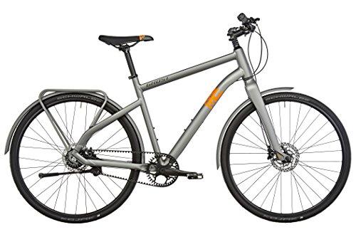 Ghost Square Urban 6 grey/orange Rahmengröße 52 cm 2016 Cityrad