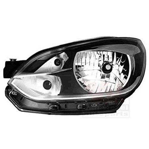 Van Wezel 5701963 koplamp links met knipperlicht