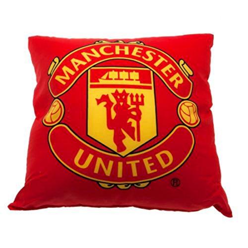 Crest Cushion Manchester United