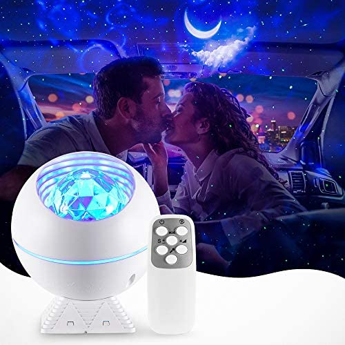 Star Projector Galaxy Sky Lite Skylight Led Night Light Ceiling Adults Bedroom Ocean Galaxy product image