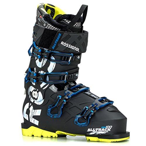 Rossignol Alltrack Pro 100 skischoenen, uniseks, volwassenen, zwart, 46
