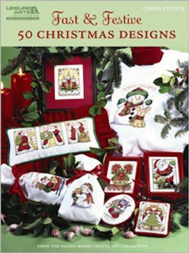 Fast & Festive: 50 Christmas Designs (English Edition)