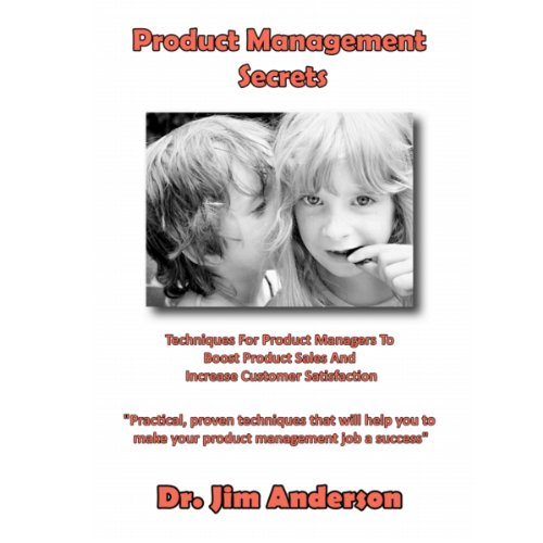 Product Management Secrets audiobook cover art
