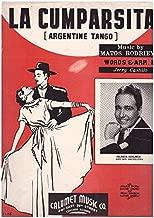 La Cumparsita (Argentine Tango)