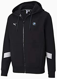 PUMA BMW Motorsport mens Bmw M Motorsport Full Zip Hoodie