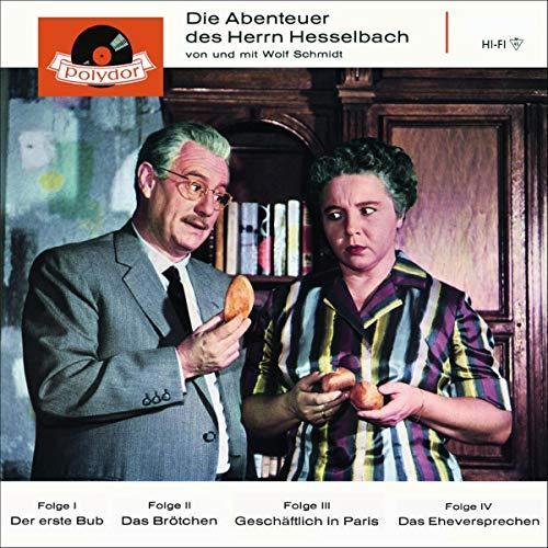 Die Abenteuer des Herrn Hesselbach Titelbild