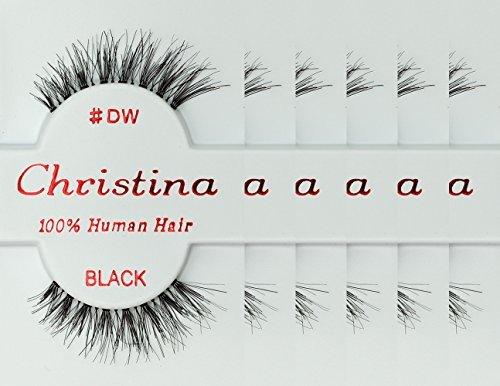 6packs Eyelashes - #DW by Christina