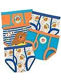 Hey Duggee Ropa Interior para niños Club Ardillas Paquete de 5 2-3 Años