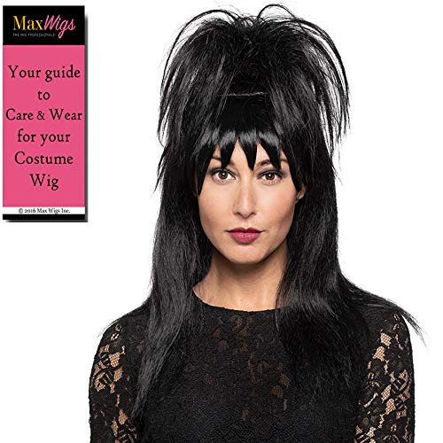 Lydia Deetz Beetlejuice Popular brand Color Black - Wigs Excellence Goth Enigma Daughter
