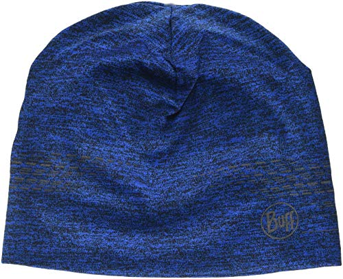 Buff Herren Herren Mütze Dryflx Beanie, blau, One Size, 118099.707.10.00