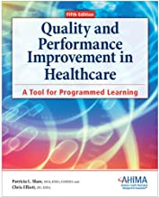 Quality and Performance Improvement in Healthcare, 5th ed.