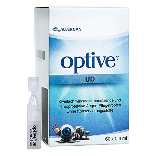 Optive Ud Augentropfen 60X0.4 ml