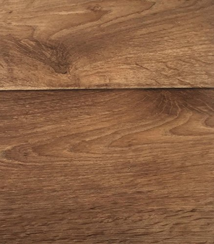 PVC Vinyl-Bodenbelag | Muster | in Holz Optik Birne | CV PVC-Belag in verschiedenen Maßen verfügbar | CV-Boden wird in benötigter Größe als Meterware geliefert | Made in Germany