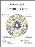 Cuatro Obras (bilingüe Catalán - Español) (COLECCIÓN Clásicos Atenea)