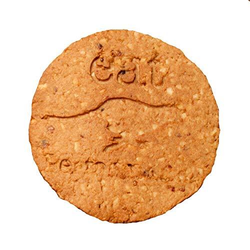 eat Performance® Paleo Zimttaler (40g) - Bio, Paleo, Weihnachtsprodukt, Ohne Zuckerzusatz, Glutenfrei, Laktosefrei, Cookie Aus 100% Natürlichen Bio Zutaten
