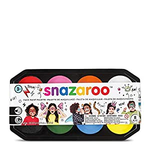 SNAZAROO 18ML PALETTE (RE-ORDERING - PACK OF 2)