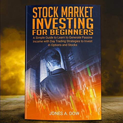 『Stock Market Investing for Beginners』のカバーアート