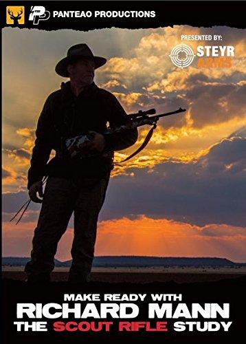 Panteao Make Ready with Richard Mann: The Scout Rifle Study