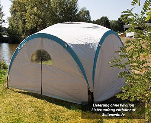 Reimo Tent Technology Seitenwände für Pavillon »Samos« geschlossen und mit Fenster, 2 Stück (932990554)