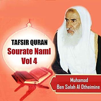 Tafsir Quran - Sourate Naml Vol 4 (Quran)
