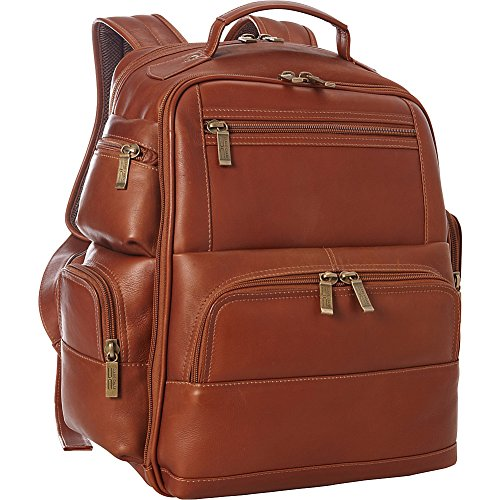 Claire Chase Executive Backpack, Saddle, One Size