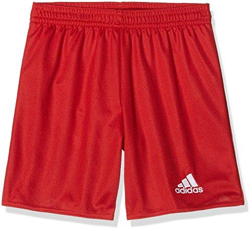 Adidas Parma 16 Sho Wb Short per Uomo, Multicolore (Rosso/Bianco), IT : 13-14 anni ( Taglia produttore : 164 )