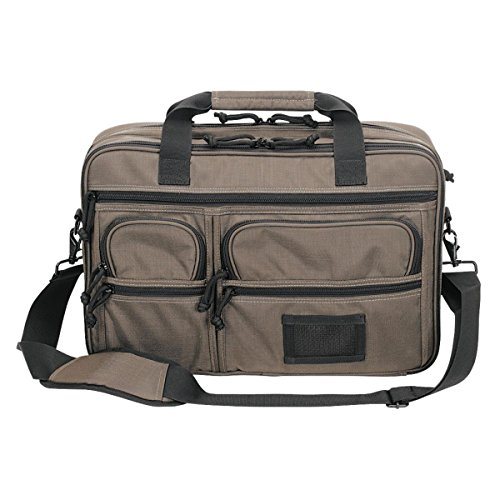 VooDoo Tactical 40-0099060000 Discreet Pro-Ops Briefcase, Bronze, Small