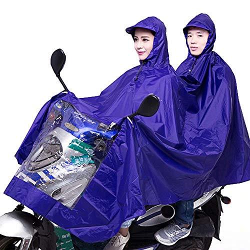Motor Waterdichte grote regen Cape Jas Scootmobiel Motorfiets Regenjas Regenponcho Regen Mac Regenkleding voor motorrijden