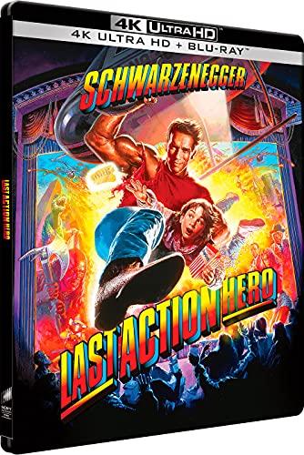 El Último Gran Héroe - Edición Especial Metálica (4K UHD + Blu-Ray) [Blu-ray]