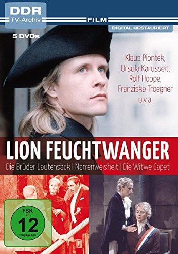 Lion Feuchtwanger (DDR-TV-Archiv) [5 DVDs]