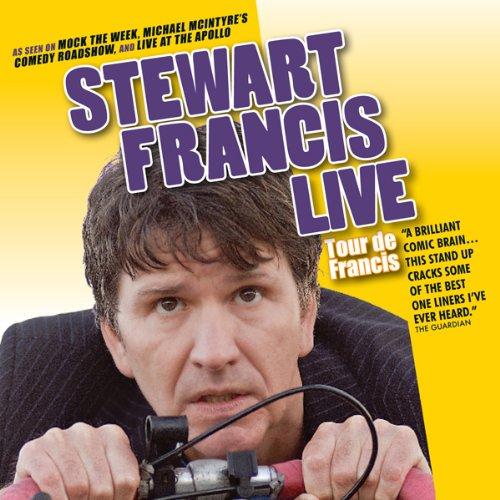 Tour de Francis: Live audiobook cover art