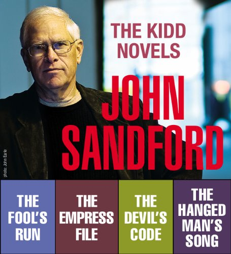 John Sandford: The Kidd Novels 1-4