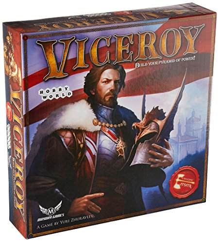 Viceroy 2-4 Player Board Game - English - Mayday Games - 4224
