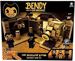 Bendy & The Ink Machine - Room Scene (259Piece)
