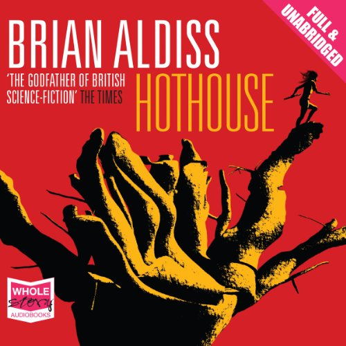 Hothouse audiobook cover art